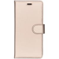 Wallet Softcase Booktype Sony Xperia XZ2 - Goud / Gold