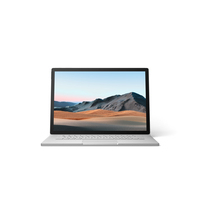 Microsoft Surface Book 3 i7 16Go RAM 256Go SSD - QWERTY Portable - Platine