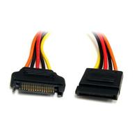 StarTech.com Câble d'extension d'alimentation SATA 15broches 30cm