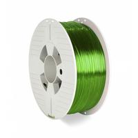 Verbatim 55057 - Vert, Transparent