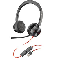 POLY Blackwire 8225 Headset - Zwart