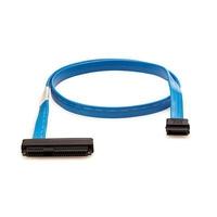 Hewlett Packard Enterprise Kit d'assemblages HP SAS Min-Min 1x longueur 2m Câble