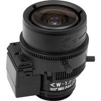 Axis CS mounted varifocal P-Iris lens 2.8-8 mm Lentille de caméra - Noir