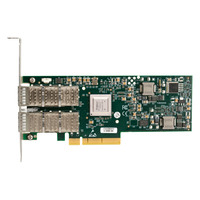 Hewlett Packard Enterprise InfiniBand 4X QDR ConnectX-2 PCIe G2 Dual Port HCA Expansions à .....