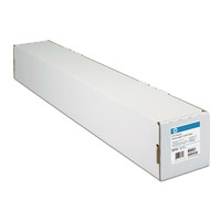 HP Universal Heavyweight Coated Paper 120 gsm-914 mm x 30.5 m (36 in x 100 ft) Média grand format