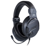 BIG BEN PS4OFHEADSETV3TITAN Headset - Titanium