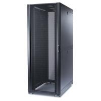 """APC NetShelter SX 48U 750mm(b) x 1200mm(d) 19"""" IT rack, behuizing met zijpanelen, zwart Stellingen/racks"""
