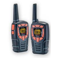 Insmat AM-845 PMR Radios bidirectionnelles - Noir, Orange