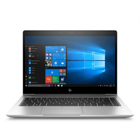 HP EliteBook 745 G5 Portable - Argent