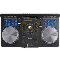 Hercules Universal DJ Tables de mixage DJ - Gris