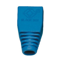 Black Box Colour-Coded Snagless Pre-Plugs Kabelbeschermer - Blauw