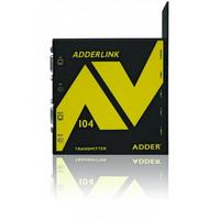 ADDER Link AV100T ALAV100T AV VGA Digital Signage Transmitter Unit Link AV100T AV VGA Digital Signage Transmitter .....