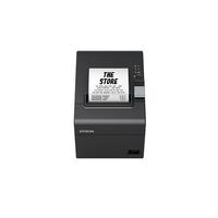Epson TM-T20III (012A0): Ethernet, PS, Blk, UK POS/mobiele printer - Zwart