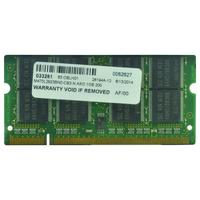 2-Power 1GB PC2700 333MHz SODIMM Memory Mémoire RAM - Vert