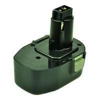 2-Power PTH0125A - NiMH, 14.4V, 2000mAh, 570g, green - Vert