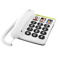 Doro PhoneEasy 331ph DECT-telefoon - Wit