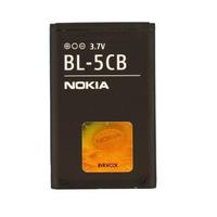 Nokia BL-5CB Pièces de rechange de téléphones mobiles - Noir