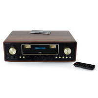Thomson All In One System - Bluetooth/CD/MP3/USB/IND/Dab+ AV-receivers