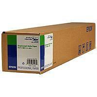 "Epson Singleweight Paper Roll, 24"" x 40 m, 120g/m² Grootformaat media"