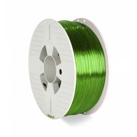 Verbatim 55065 - Vert, Transparent