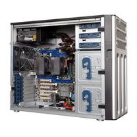 ASUS TS500-E8-PS4 V2 Barebone server - Zwart