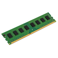 Kingston Technology System Specific Memory 4GB DDR3 1600MHz Module Mémoire RAM - Vert