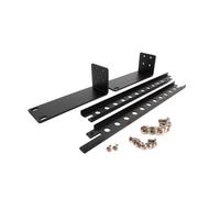 StarTech.com Supports pour montage en rack 1U pour commutateur KVM (Série SV431) Accessoire de racks - Noir