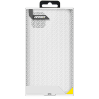 Accezz Clear Backcover - Transparant