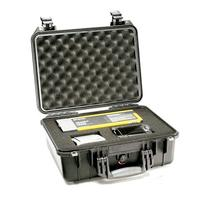 Peli Equipment case w/foam Apparatuurtas - Zwart