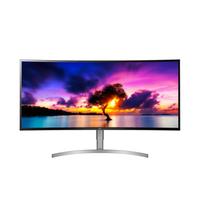 """LG 37.5"""", IPS, 3840 x 1600px, 300 cd/m2, 1000:1, 5ms, 2 x HDMI, DisplayPort, 3.5 mm, 2 x USB 3.0, 2 x 10W RMS, 100 - ....."""