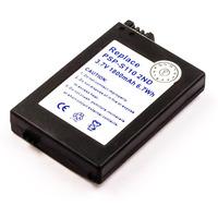 CoreParts 6.7Wh Game Pad Battery, Li-Pol 3.7V 1800mAh - Zwart