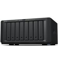 """Synology DiskStation AMD Ryzen V1500B, 4 GB DDR4, 8x 2.5""""/3.5"""" HDD/SSD, 4x 1G RJ-45, 4x USB 3.0, 2x eSATA, ....."""