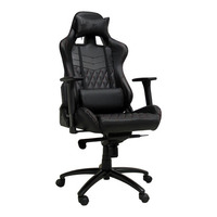 LC-Power Ergonomic gaming chair with removable head and haunch cushions Stoel