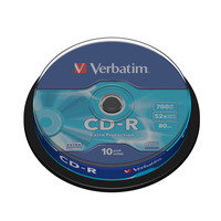 Verbatim CD-R Extra Protection CD