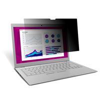 """3M Filtre de confidentialité High Clarity pour ordinateur portable à écran panoramique 15,6"""" Filtre écran"""