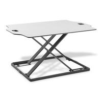 Digitus Ergonomic Sit-Stand Laptop Workstation Worktop 79x54cm, max. load 10kg, max. height 40cm Laptop steun - .....