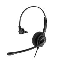 Axtel MS2 mono NC USB Casque - Noir