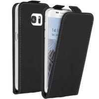 Accezz Flipcase Samsung Galaxy S7 - Zwart / Black