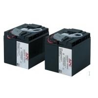 APC RBC55 Batterie de l'onduleur - Noir