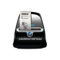 DYMO LabelWriter 450 Turbo Labelprinter - Zwart, Zilver