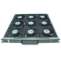 Cisco WS-C6509-E-FAN= Hardware koeling accessoire - Zwart, Zilver