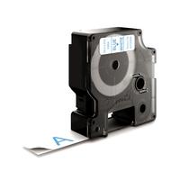 DYMO D1 -Standard Labels - Blue on White - 19mm x 7m Labelprinter tape