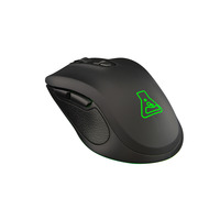 The G-Lab Kult Neon Illuminated Wireless Gaming Mouse - 2400 DPI Computermuizen