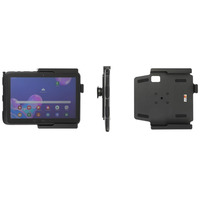 Brodit Passive holder with tilt swivel for Samsung Galaxy Tab Active Pro T540/T545/T547/T547U Houders - Zwart