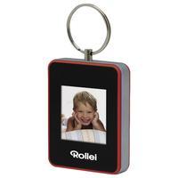 Rollei Key Frame 200 Cadre photo - Noir, Rouge, Argent