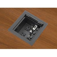 Extron Cable Cubby 500 Fiche secteur / adaptateur