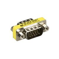 Black Box Changeur de genre HD15 Adaptateur de câble - Argent