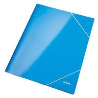 Leitz WOW Map - Blauw