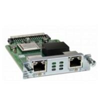 Cisco VWIC3-2MFT-T1E1, Refurbished Module de réseau voix