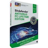 Bitdefender Antivirus Plus (Lifetime / 1 Users) Logiciel de gestion de la sécurité